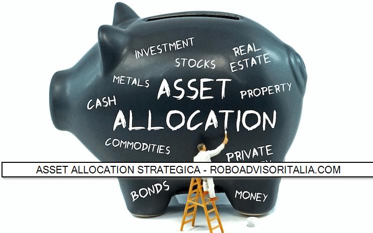 Che cosa è l'asset allocation strategica