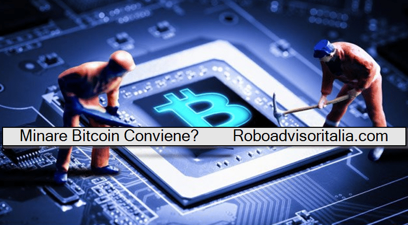 Minare Bitcoin conviene?