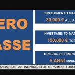 I Robo Pir in Italia, sui Piani Individuali di Risparmio