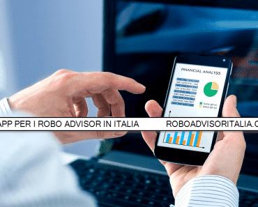 Le app per i robo advisor in Italia