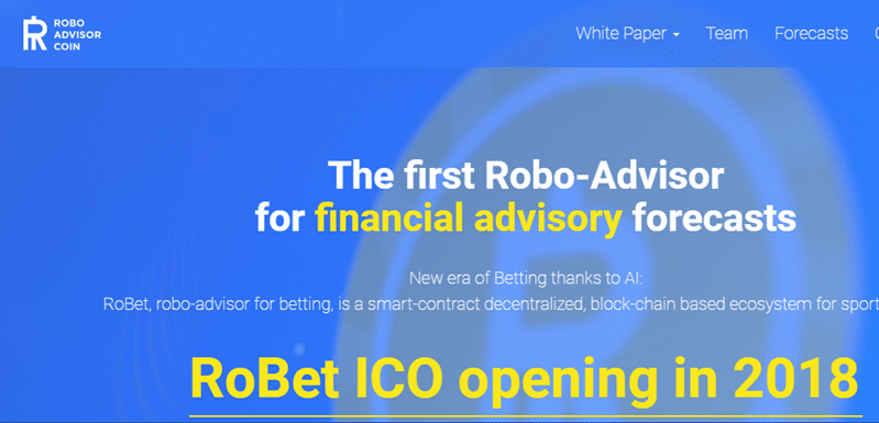 Opinioni Robo Advisor Coin – automated cryptocurrency news and forecasts